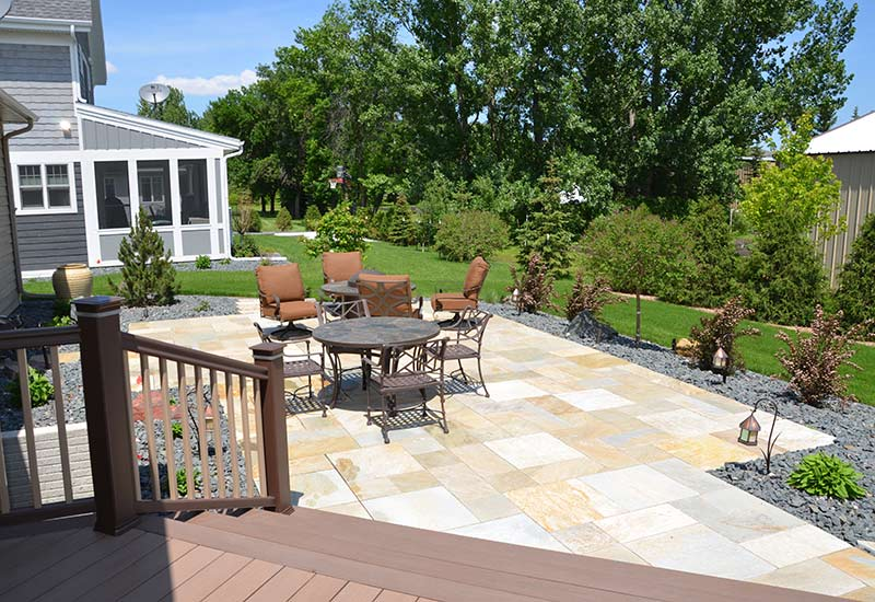 Custom Patios NEL Fargo ND 2