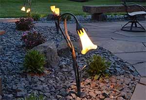 Garden Lighting Fargo ND NEL