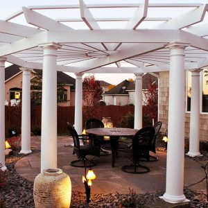 Gazebo Archway Trellis Garden Accessories Fargo ND NEL