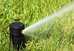 Irrigation Underground Sprinkler Systems Fargo ND Landscaping