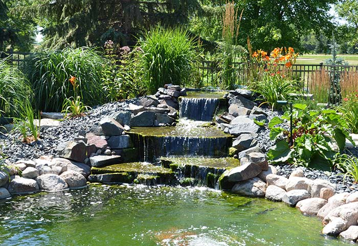 Landscaping Supplies Fargo ND Pond Supplies