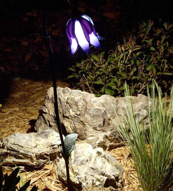 Outdoor Landscaping Lighting