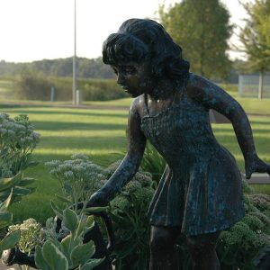 Statues Garden Fargo ND NEL