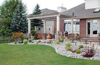 Natural Environments Landscaping residential design Fargo ND