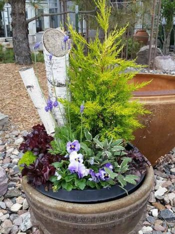 Plant Container Design Fargo ND NEL