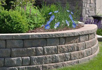 Retaining Wall Lanscaping Fargo ND NEL