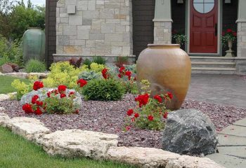 Retaining Walls, Borders, Edges